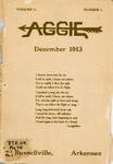 The Aggie Arrow - December 1913 by Second District Agricultural School