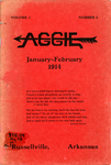 The Aggie Arrow - January- February 1914 by Second District Agricultural School