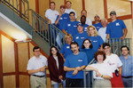 Ross Pendergraft Library and Technology Center Staff and Others, 1999 by Arkansas Tech University